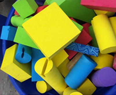 彩色EVA制品/EVA玩具
